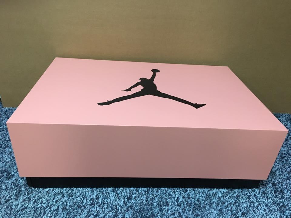 Large Jordan Pink Top