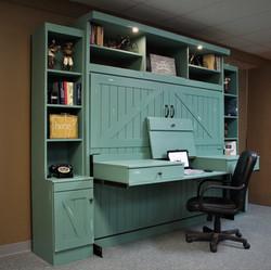 Barn Side Desk Open