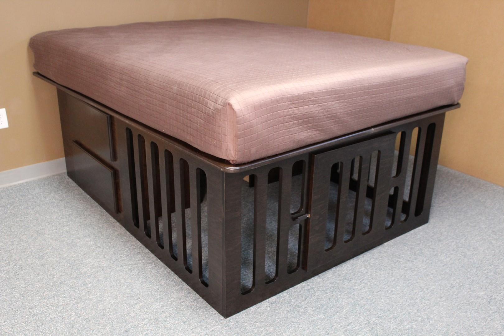 Dog Kennel Bed