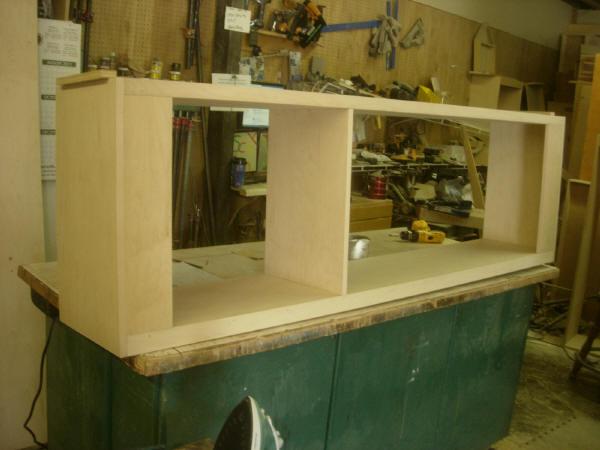 Murphy bed building