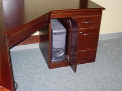 CPU Storage Desk