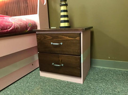 Boat Pink Nightstand