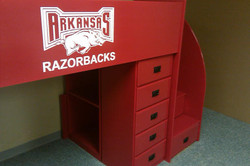Razorback Loft Bookcase