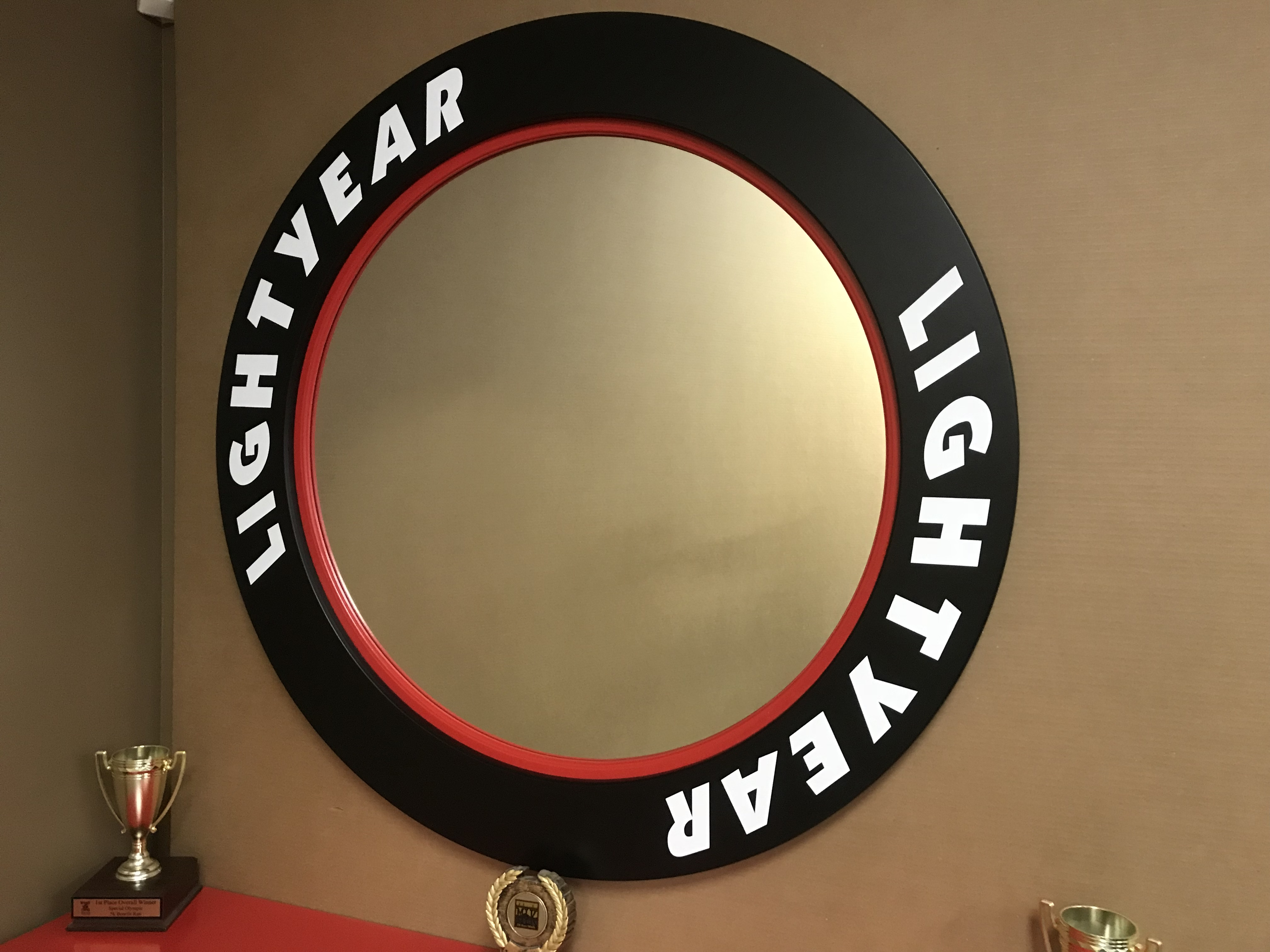 Lightyear Mirror