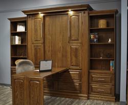 Oak Smithsonian Desk