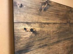 Rustic Panel Close