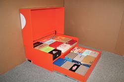 Nike Shoe Box Open