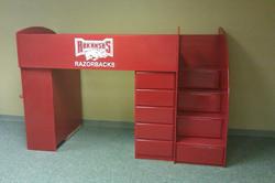 Razorback Loft no hardware