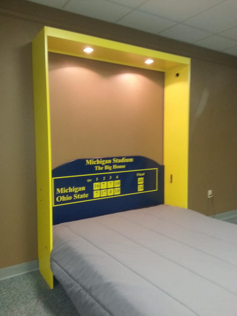Michigan Bed Only Open