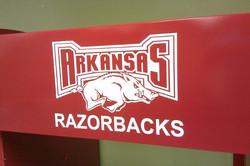 Razorback Sticker