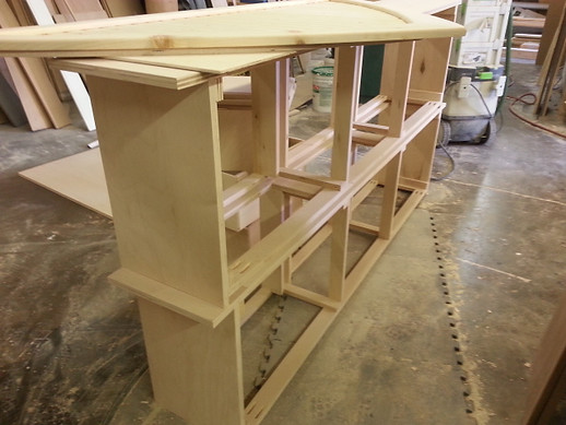 Drawer frames