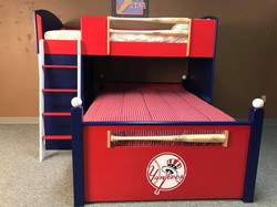 Baseball Loft Yankees Front