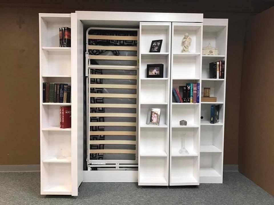 Pivot Murphy Bookcase