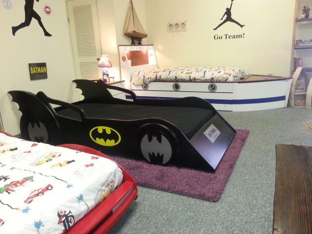 Batman bed