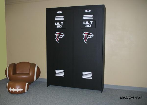 Locker LilT Closed