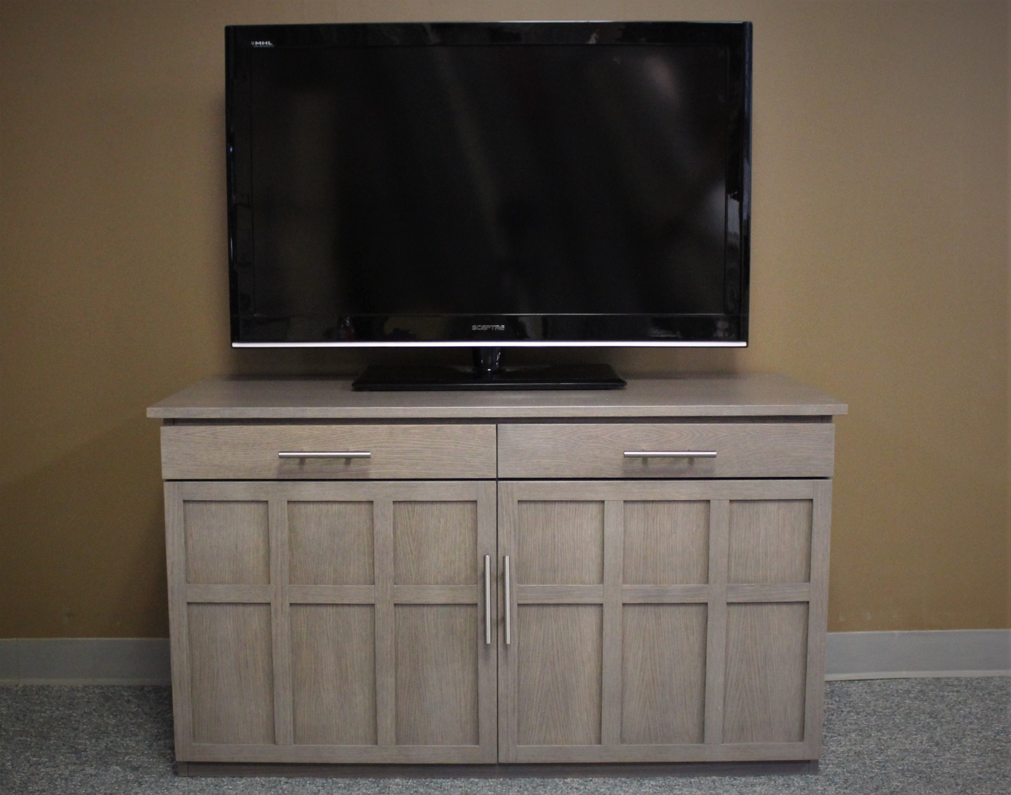 TV Stand Front
