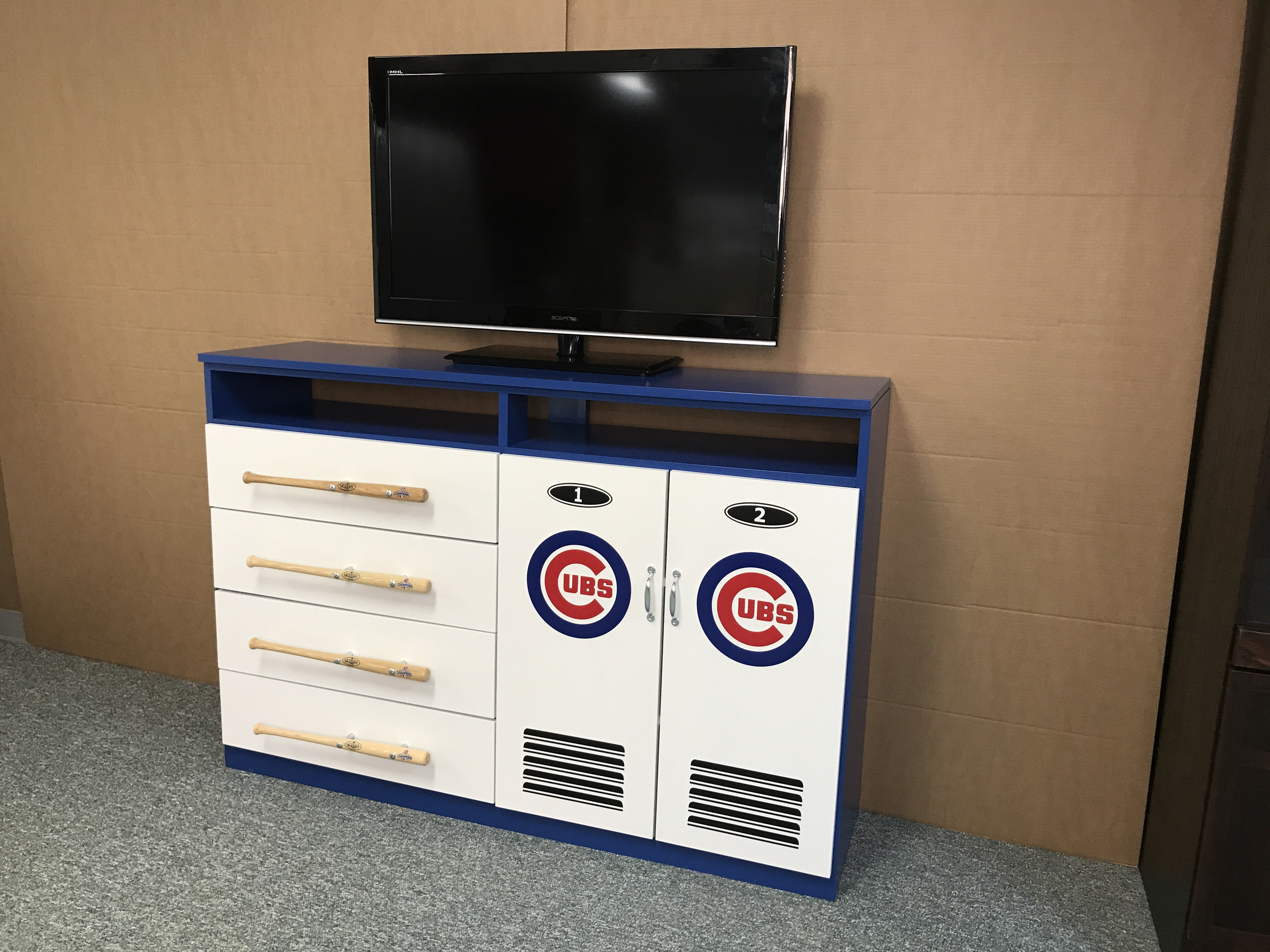 Cubs Entertainment Center