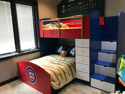 Cubs Bunk Bed 2