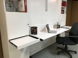 Manhattan Murphy Bed Desk #122-0817