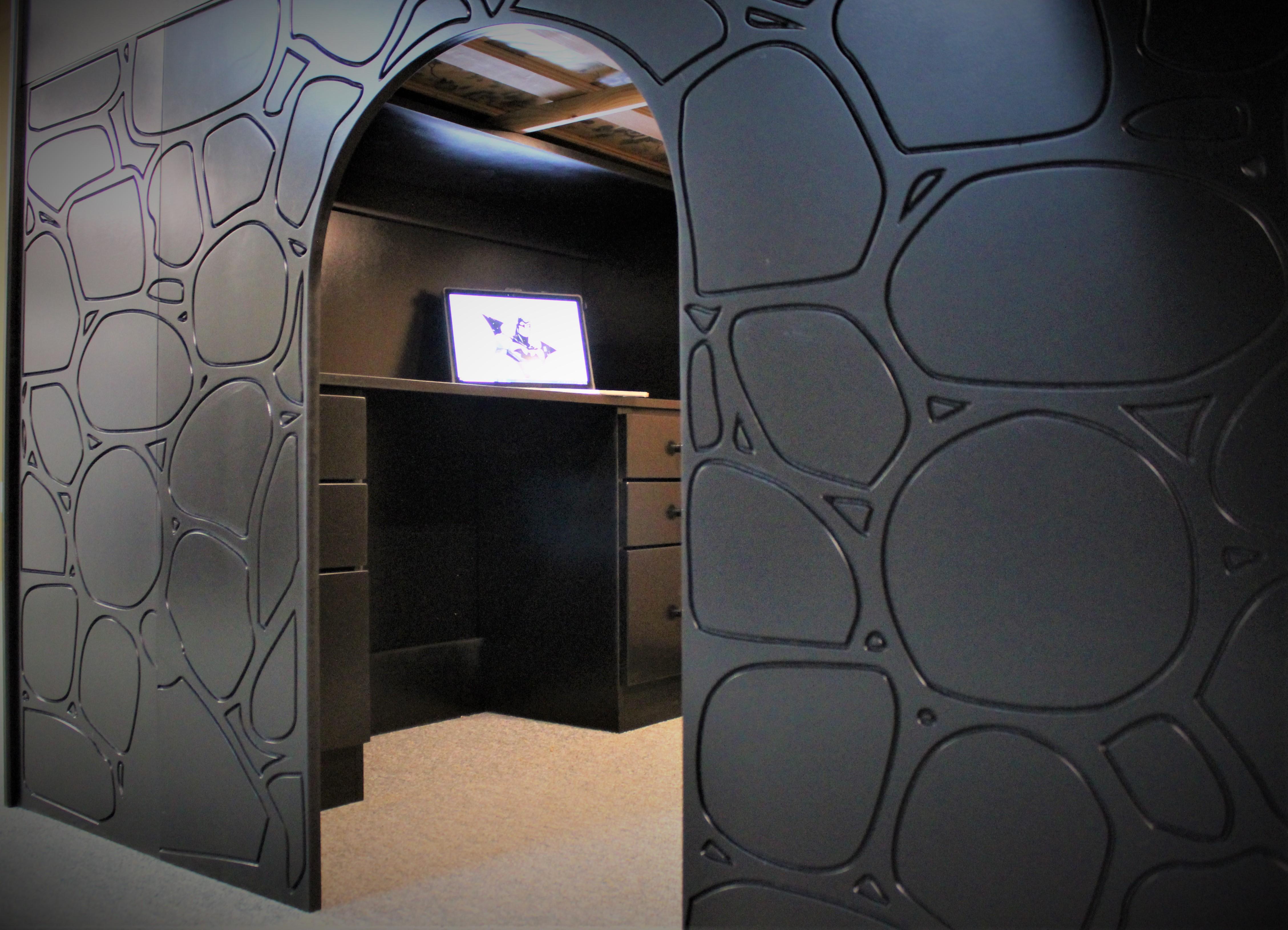 Bat Cave Desk