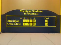 Michigan Headboard