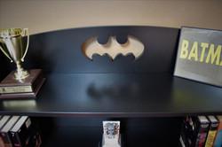 Bat Bookcase Top