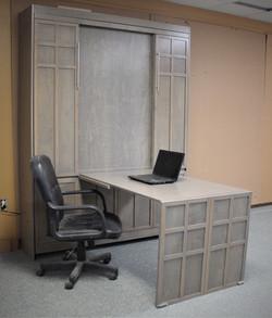 134-0521 side view open desk