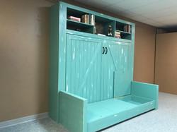 Barn Murphy Configuration 3 Sofa Storage