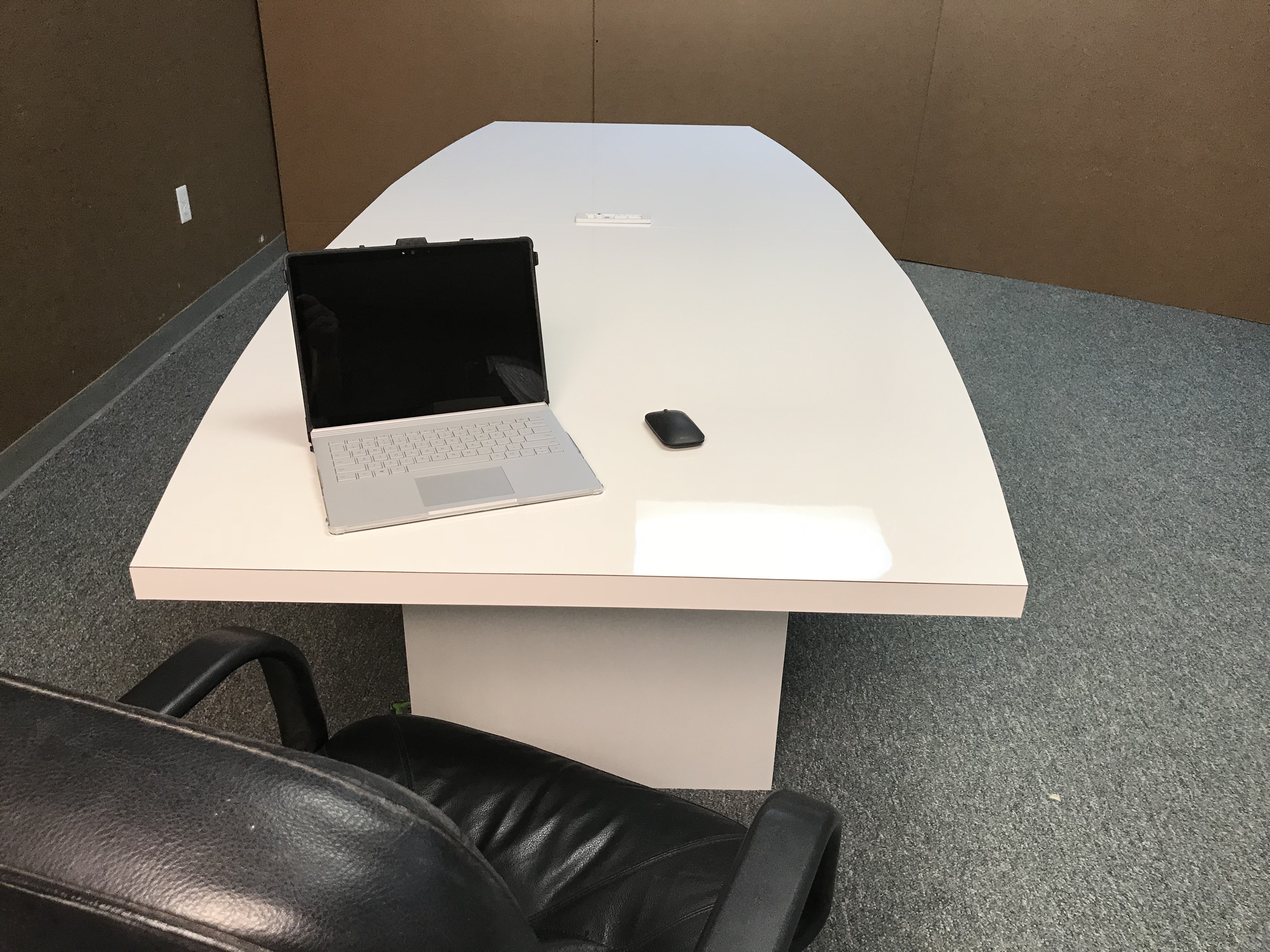 Dry Erase Conference Table 2