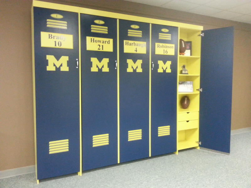 Michigan Murphy bed Bookcase