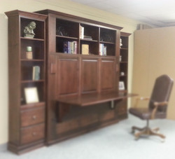 Horizontal Upper bookcases