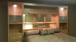Wall unit Front