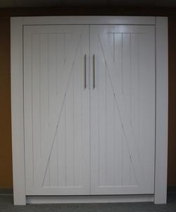 Barn Door Front