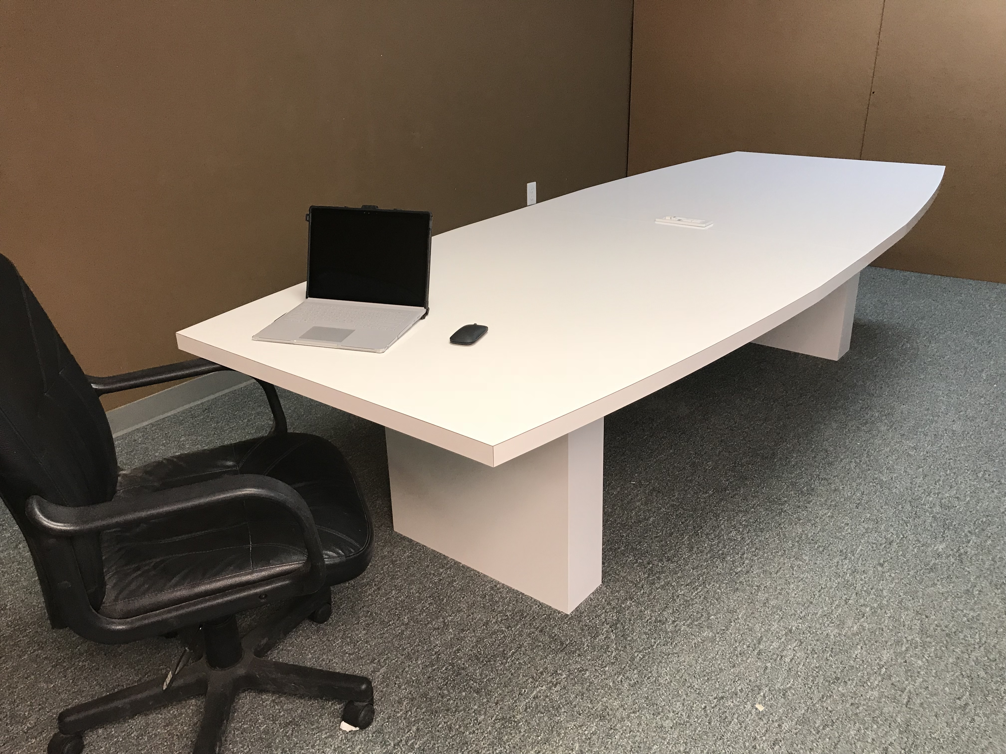 Dry Erase Conference Table