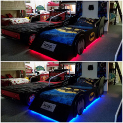 Batmobile Lights