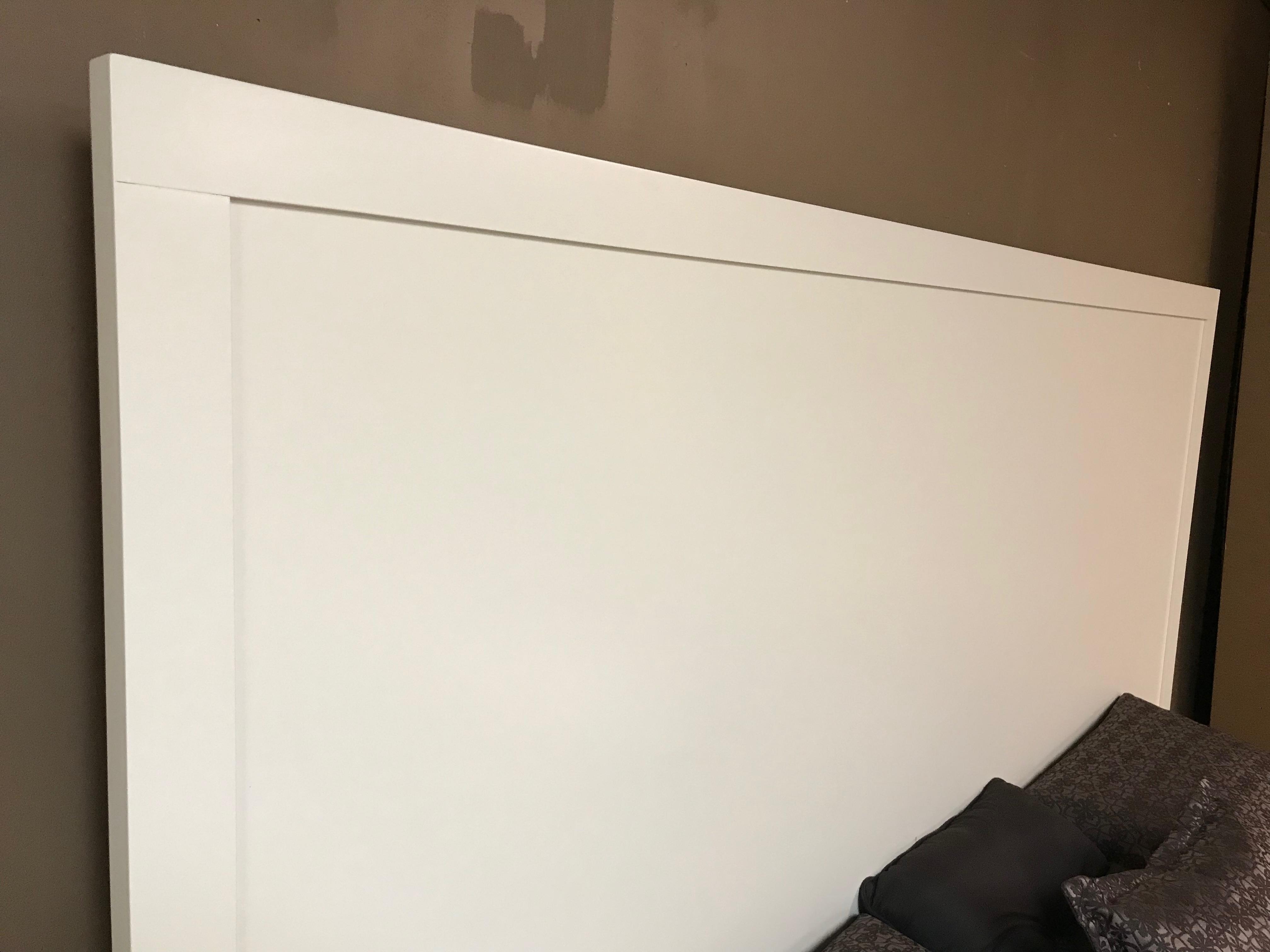 King Lift Bed Headboard