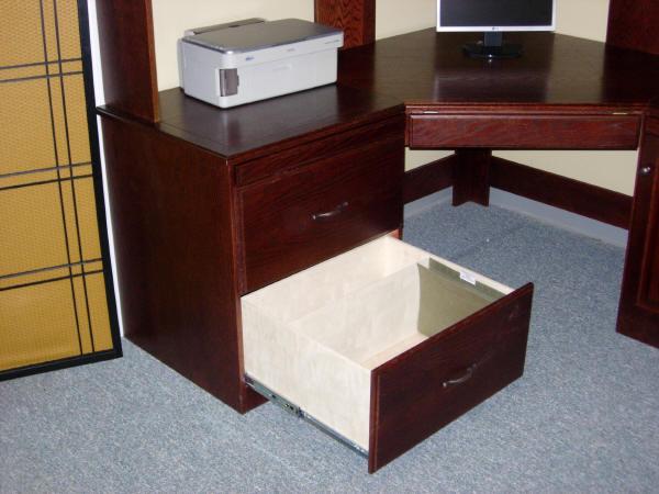 Desk Lateral File drawer