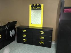 Bat Dresser and Mirror