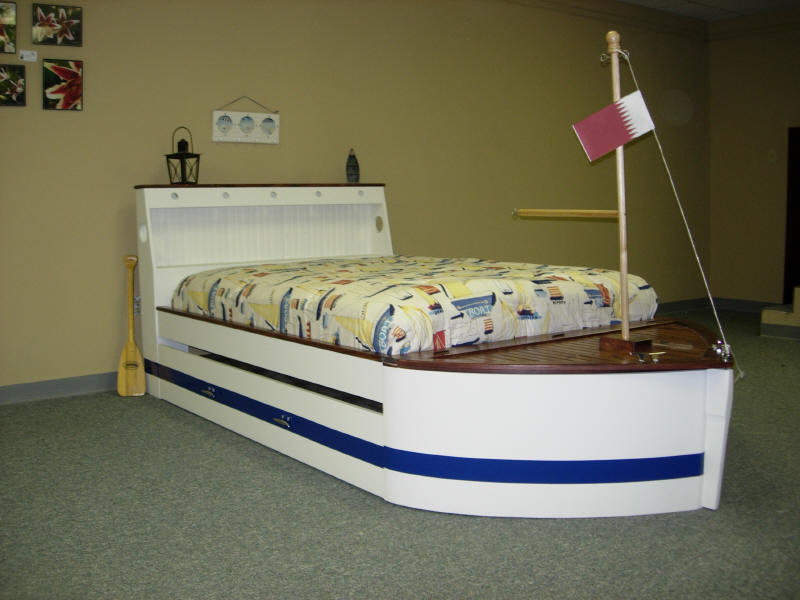 Standard Boat Qutar