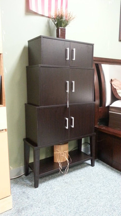 Stack Accent Cabinet