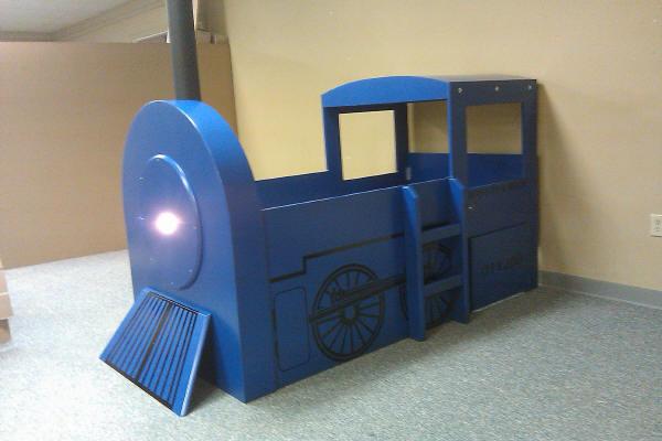 Lt. Blue Train