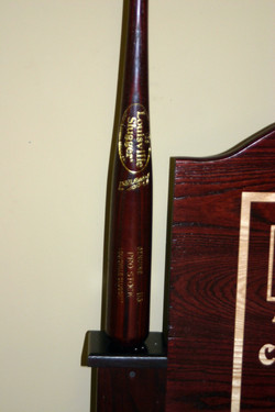 Special Edition Hornsby Bat
