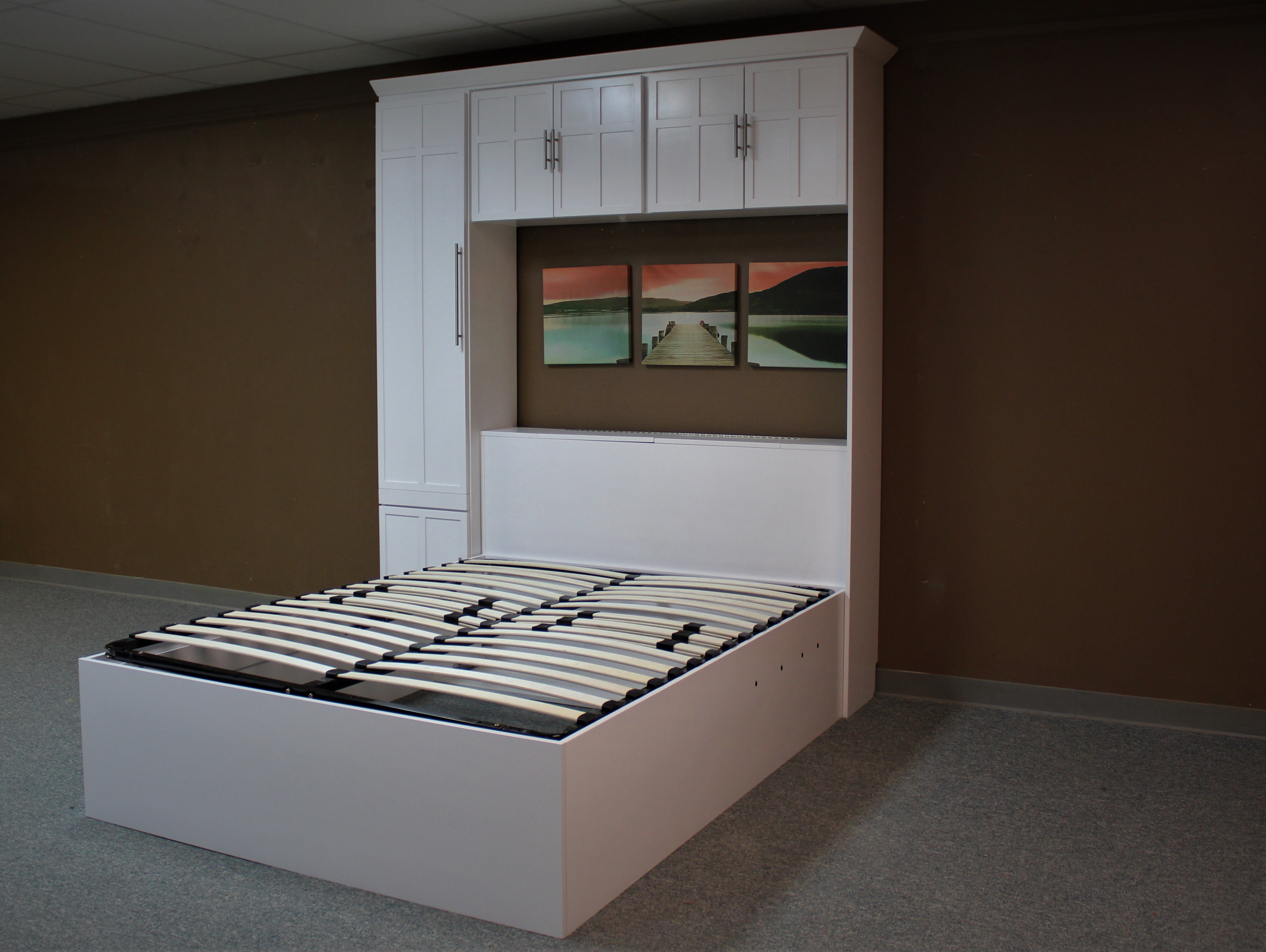 Lift Bed No Mattress