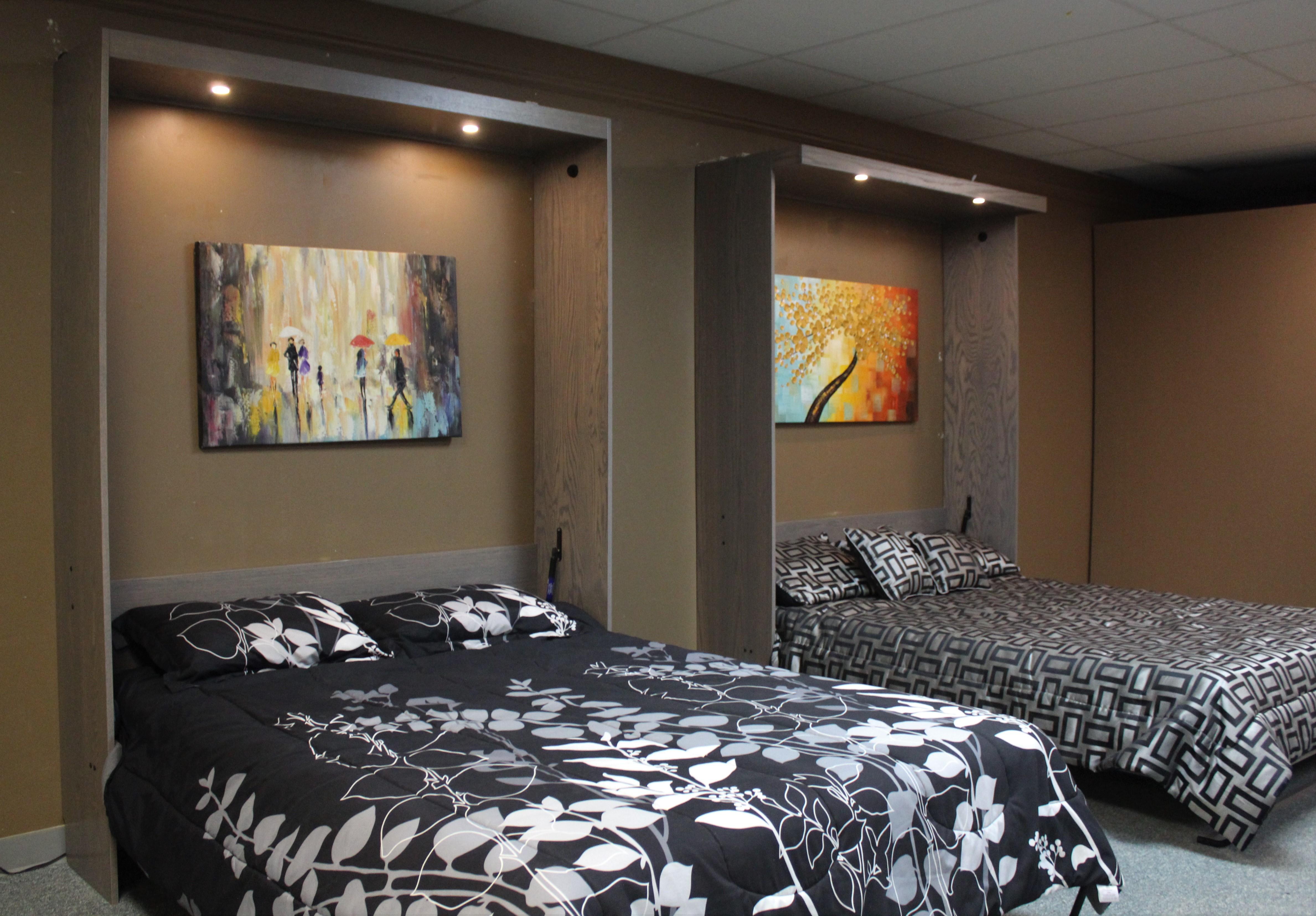 FLW Murphy Bed 2