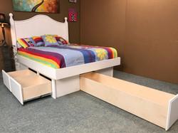 Marco 7 Platform Bed Open