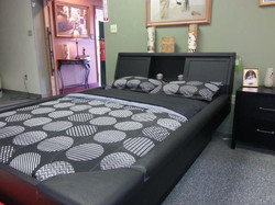 Sliding Bookcase Waterbed