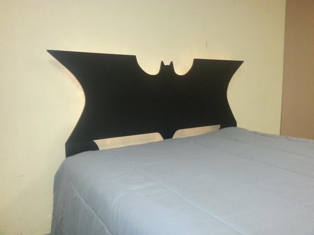 Dark Knight Headboard