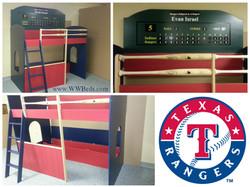 Texas Ranger Dugout Loft