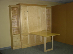 Manchester Desk Clear Maple Finish