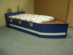 Boat Bed Modified Headboard